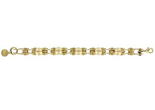 Ela Suzy Bracelet en laiton