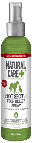 Natural Care Hot Spot & Itch Spray 8 Oz