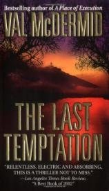 The Last Temptation 0312986319 Book Cover
