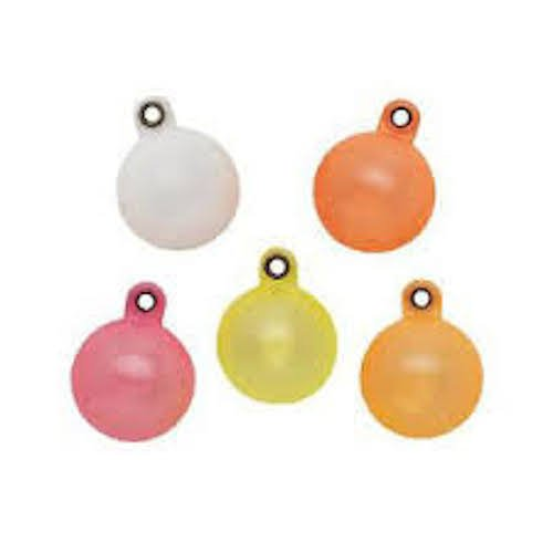 "Westwater Products Thingamabobber 3/4"" Strike Indicator 5 pack mixed colors"