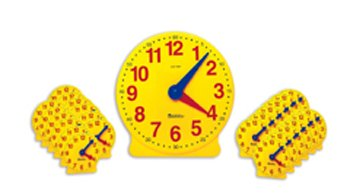 * CLASSROOM CLOCK KIT 2094 & 24 MINI