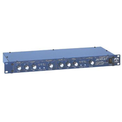 Palmer PGA05 - Stereo DI Box Speaker Simulator