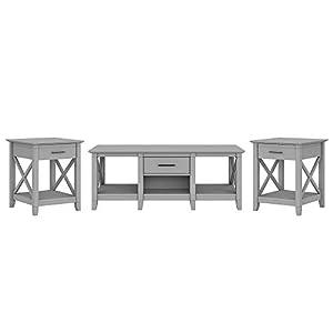 314YJ9JwTpL._SS300_ Beach & Coastal Living Room Table Sets