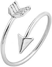 Arrow Rings Arrow Ring (Gold & Silver) Graduation Ring, Graduate Gift, Inspirational Ring, Journey, Nautic