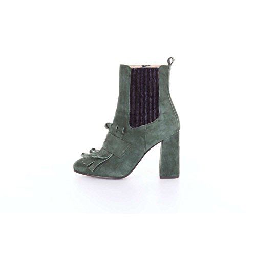 Boot Dark Women Ankle Alessandro 3703a Dell'acqua Green BqxfXZv