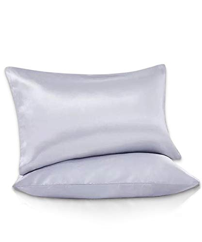 Why Choose ZTLKING Pillow Protectors Pillowcase Pillow Covers for Hair and Skin 2 Pack Satin Pillow ...