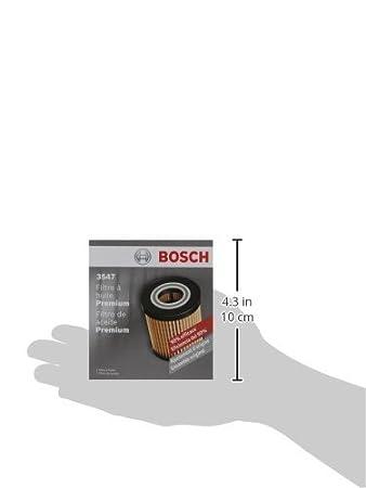 Bosch 3307 Premium Oil Filter