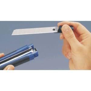 50x cúter Dahle de repuesto cuchillo 18mm