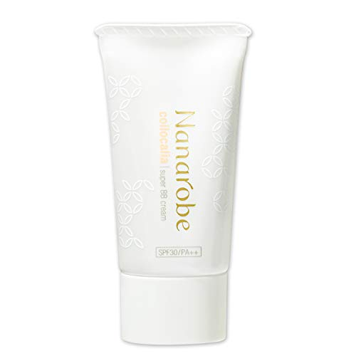 シード立ち向かう発言するナナローブ (Nanarobe) BBクリーム 化粧下地 ファンデーション コロカリア UV SPF30 PA++ 30g