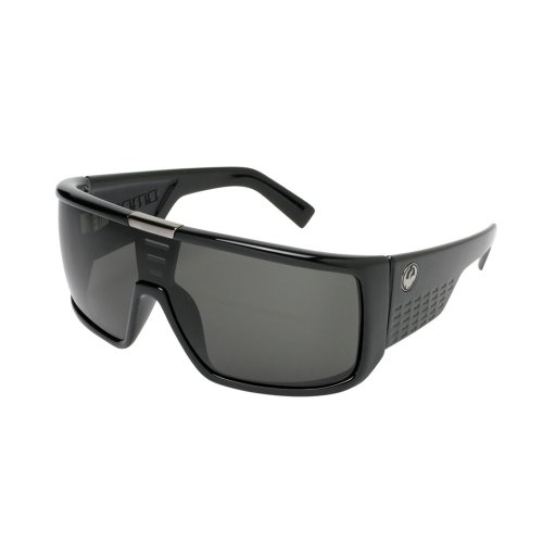 Dragon Alliance Domo Sunglasses (Jet with Grey ()