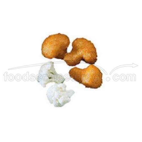 McCain Anchor Battered Cauliflower - Appetizer, 3 Pound -- 6 per case.