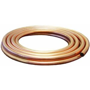 Watts Pre Cut Copper Tubing 1/4