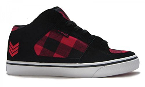 Vox Skateboard Schuhe Hewitt Beer Hunter/Red