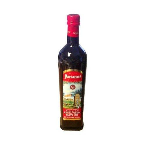Partanna Sicilian Extra Virgin Olive Oil, 25-Ounce