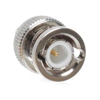 BNC Male Crimp Connector - RG8X Micro 8 PVC