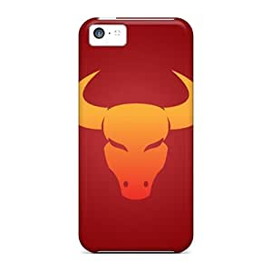 Rewens Snap On Hard Case Cover Taurus Protector For Iphone 5c