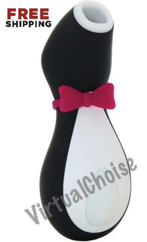 CollectionofProducts 1EL1943 Penguin Next Generation Silicone USB Womans Massager Toy by CollectionofProducts (Image #2)