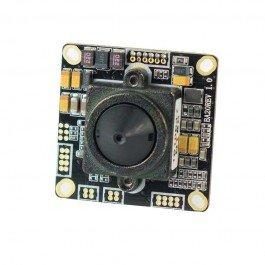 Alibi 1000 TVL 1.3 MP WDR 0.001 Lux Board Camera with Cone Pinhole Lens ()