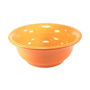 Fiesta 9-1/2-Inch 70-Ounce Multi Purpose Bowl, Tangerine
