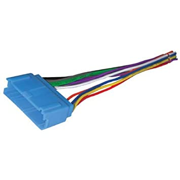 Cadillac Radio Wiring Harness - My Wiring Diagram on mustang convertible wiring harness, vue wiring harness, enclave wiring harness, cj5 wiring harness, camry wiring harness, pt cruiser wiring harness, grand marquis wiring harness, crown victoria wiring harness,