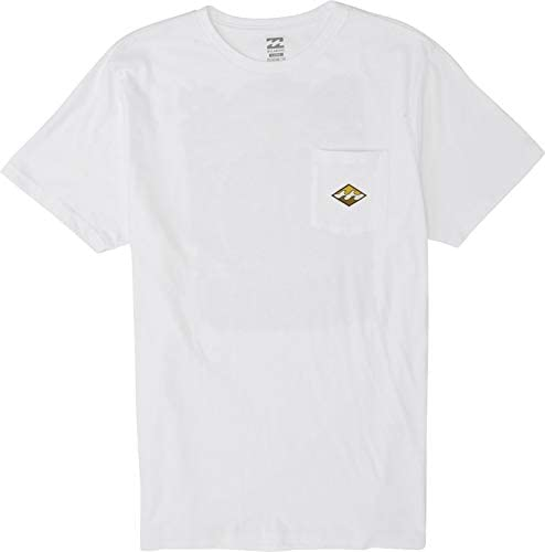 Billabong Occy Bash Short Sleeve T-Shirt in White