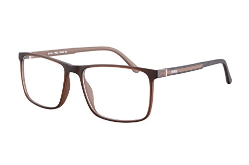 SHINU TR90 Lightweight Frame Progressive Multifocus