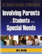 Involving Parents of Stud With Special (08) by Dardig, Jill C [Paperback (2008)]