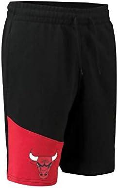 A NEW ERA NBA Colour Block Short Chibul Blkfdr Pantalone Corto Uomo
