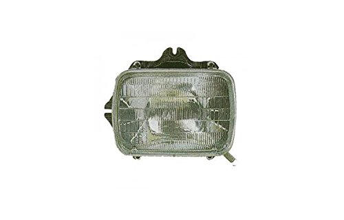 85 4wd Toyota Pickup (Toyota Pickup Truck 2 / 4WD 87-95 Headlight Assembly Lh US Driver Side Halogen)