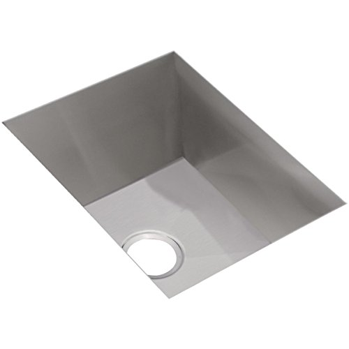 Elkay EFU141810 Crosstown Single Bowl Undermount Stainles...