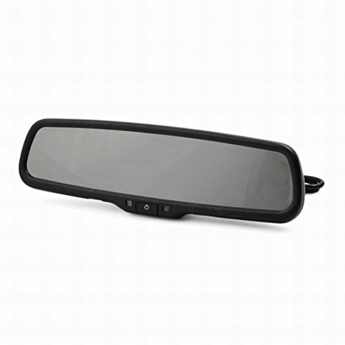 2 in 1 4.3 Inch TFT LCD Car Rear View Monitor Black - 5