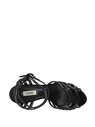 GUESS Sandalias de tacón Negro EU 40
