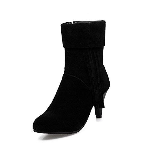 Compensées Sandales Abl09963 5 Femme Balamasa Noir Eu 38 8zaxwwp