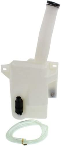 W// Pump And Cap Lesabre Windshield Washer Tank Perfect Fit Group REPB370508 Assy W//O Sensor Hole