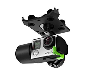 Solo, The Smart Drone, cardán de 3 ejes para GoPro. Modelo # GB11A