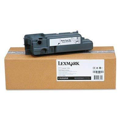 Lexmark C52025X Waste Toner Box for C520/C522/C524, C52x, C53x, 30K Page Yield (C53x Printer)