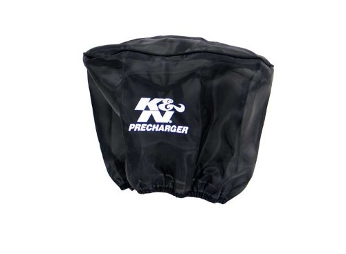 For Your K/&N RD-5000 Filter K/&N Engineering K/&N RD-5000PK Black Precharger Filter Wrap