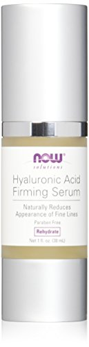 NOW Hyaluronic Firming Serum 1 Ounce