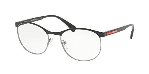 Eyeglasses Prada Linea Rossa PS 50 IV 1AB1O1 - Rossa Eyeglasses Linea Prada