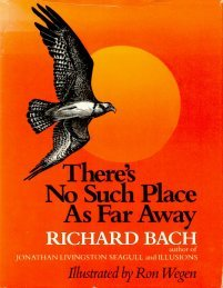 book cover of There\'s No Such Place As Far Away