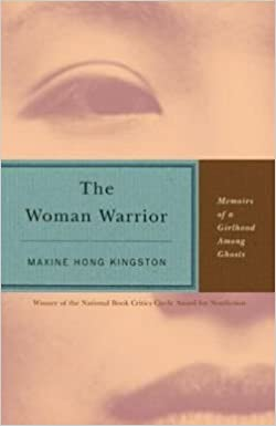 Image result for woman warrior maxine hong kingston