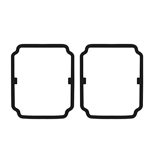 United Pacific 1973-87 Chevy & Gmc Truck Tail Light Lens Gaskets, Pair