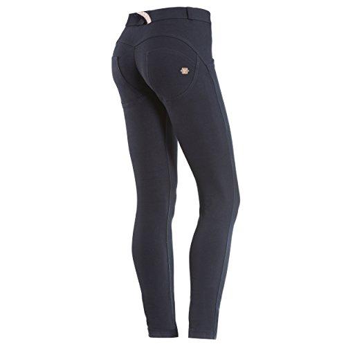 Freddy Bleue Regular skinny Jean 7 Waist Femme 8 Jeans 6AqT6
