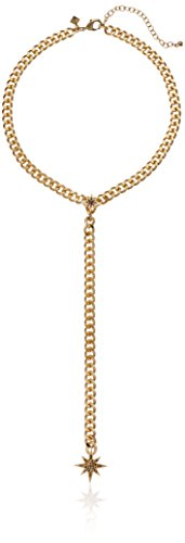 Rebecca Minkoff Stargazing Chain Y-Shaped Necklace