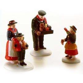 Dept 56 Alpine Village ** Toy Peddler ** (56162)