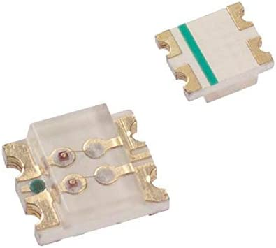 Optoelectronics Pack of 100 SML-LX1210YGC-TR Lumex Opto//Components Inc SML-LX1210YGC-TR