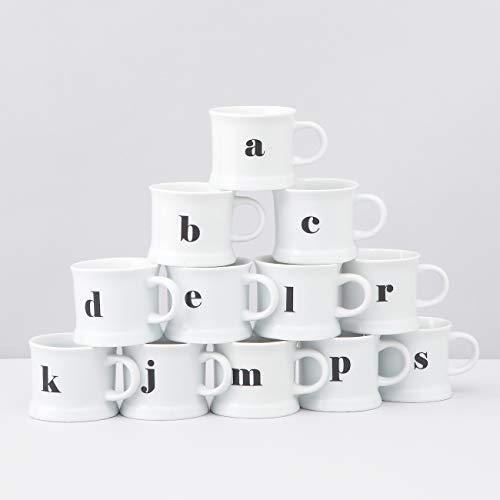 Bia Cordon Bleu Barber Monogrammed Espresso Cup