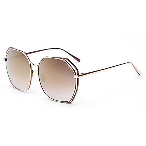 IPOLAR GSG800029C5 New Style PC Lens Metal Sunglasses,Metal Frames - Eyewear Morrissey
