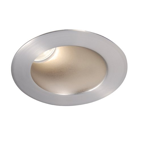 WAC Lighting HR-3LED-T418S-C-CB LED 3-Inch 18-watt Recessed Down Light Adjustable Round Trim with 4000K Color Temperature, Copper Bronze by WAC Lighting