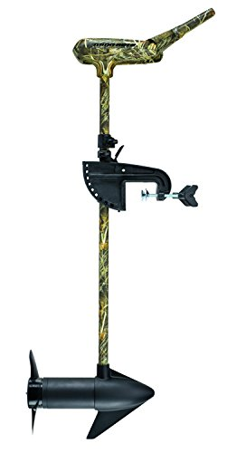 Minn Kota 1351928 Camo Waterfowl Edition Trolling Motor, 55-Pound/36-Inch/12V